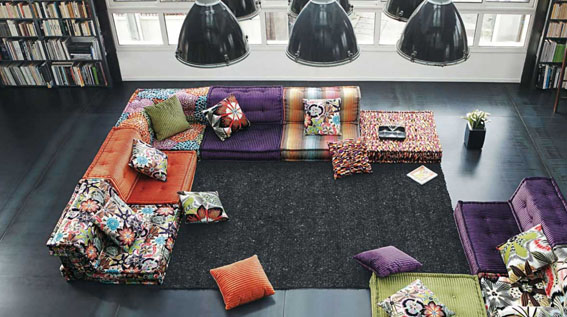 The interior trendsetting of the day - I Love Green Inspiration