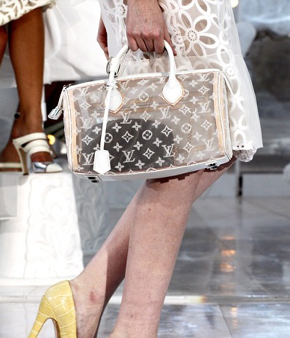 See through bags. Yes or not?