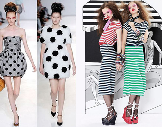 Stripes or Polka dots?…with a touch of stars