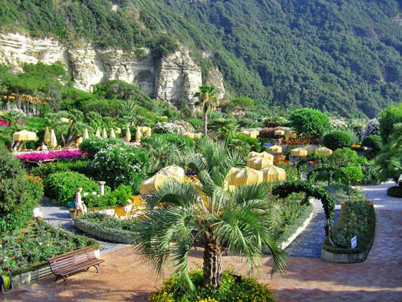 Giardini di poseidon my last great day in ischia island i love green inspiration - Giardini di poseidon ischia ...