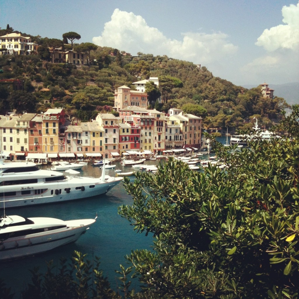a short preview of #Portofino