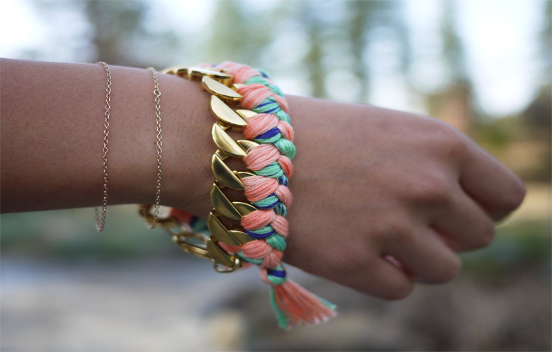 summer bracelets: DIY or not?!?