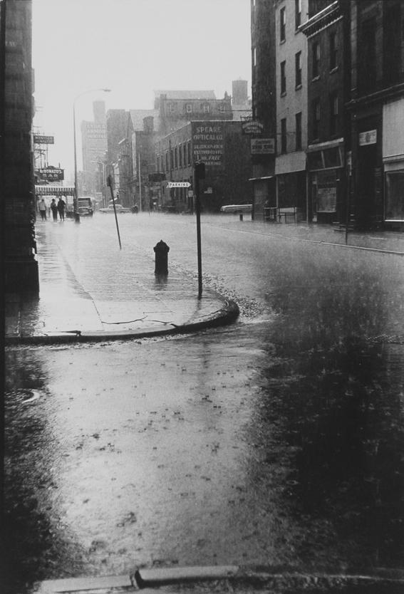 Black And White City Dark Photography Rain Favim