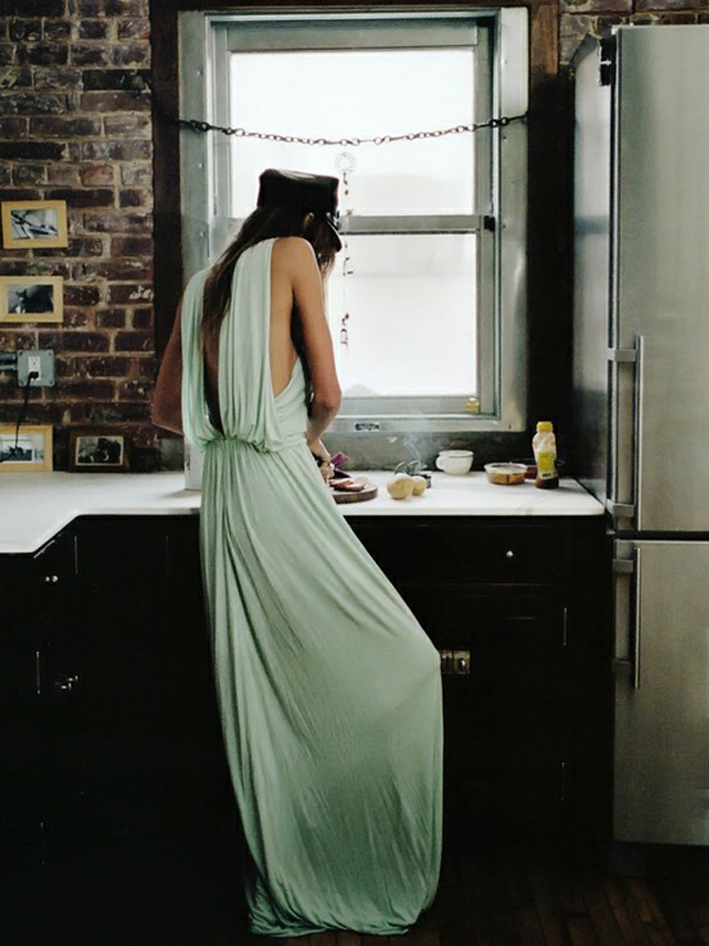 Green inspiration #102_fashion cooking