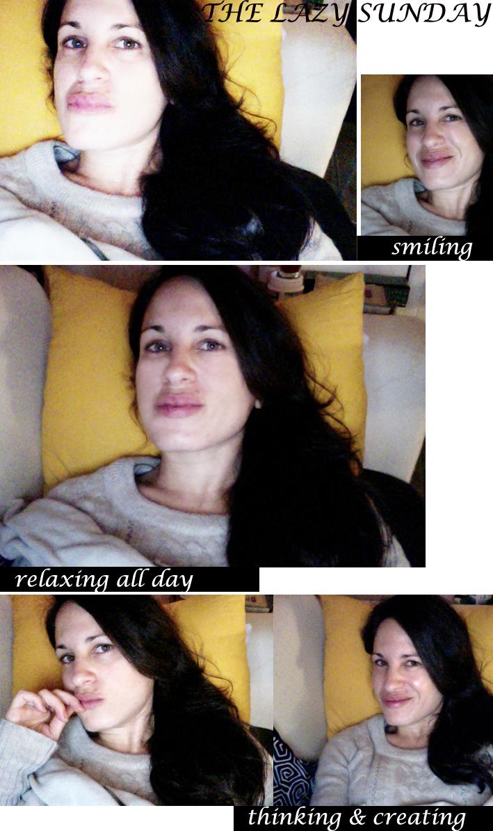 ilovegreeninspiration_selfie_mari_lazy sunday