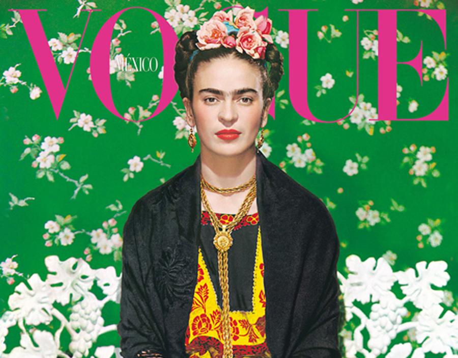 frida kahlo shows us her love for nature i love green inspiration. Black Bedroom Furniture Sets. Home Design Ideas