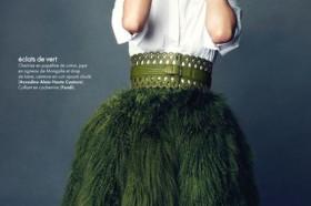 ilovegreeninspiration_feather_skirt_outfit_1