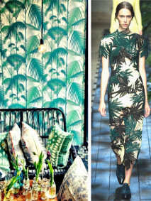 spring summer 2015 trend: exotic prints