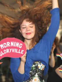 Morning Gloryville Rome, yoga