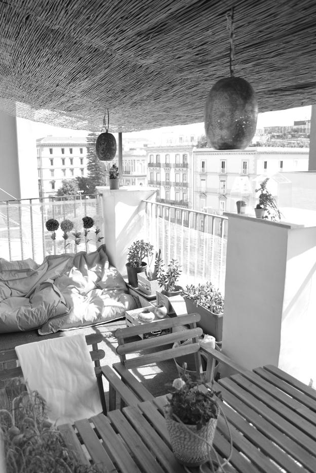 Arredare un mini terrazzo in quattro passi: la stanza in più senza ...