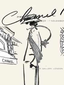 Madeimosell, the Chanel exhibition at london
