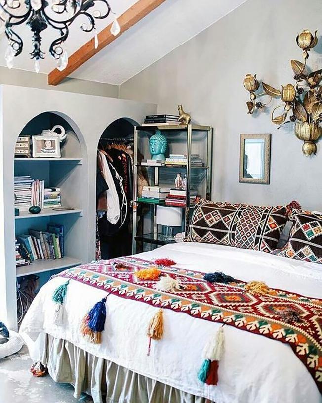 Gipsy style interni