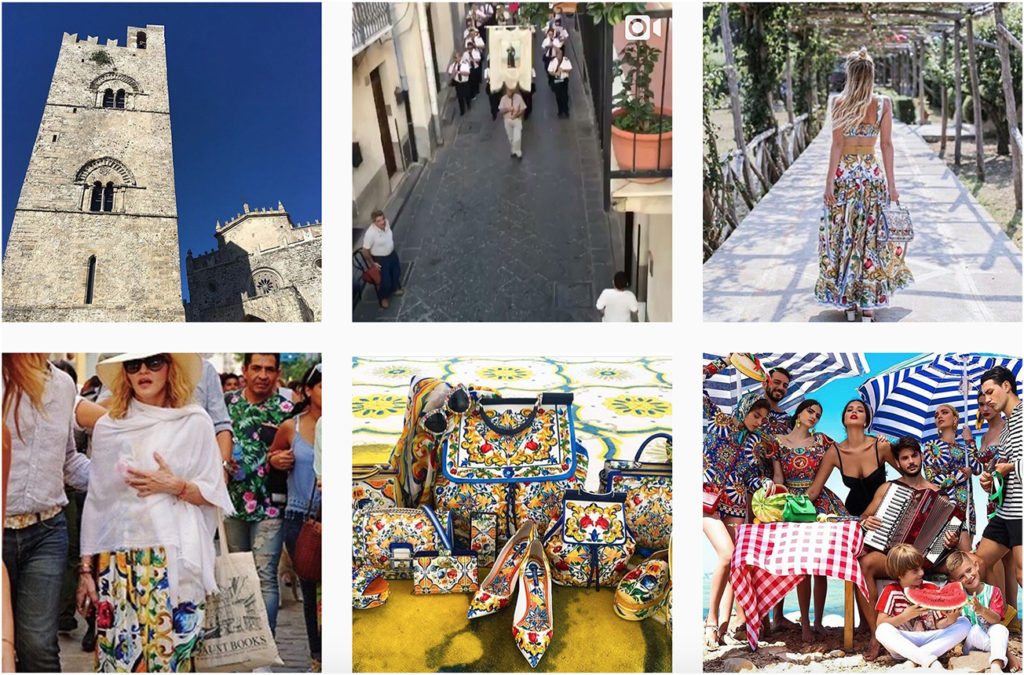 Stefano Gabbana's Instagram: a beauty & love lesson