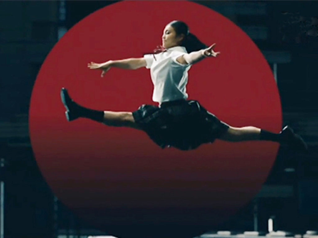 Rio 2016 to Tokyo 2020 baton goes to Hello Kitty and Super Mario