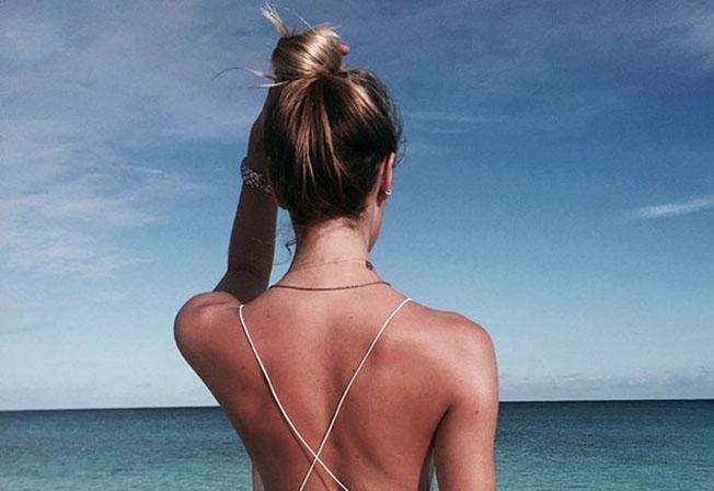 capelli da spiaggia
