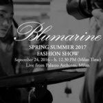 Blumarine SS 17 live