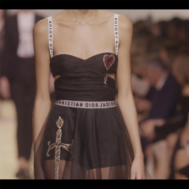 Dior SS 17: la (r)evolution di Maria Grazia Chiuri
