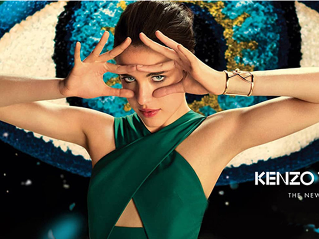 New Kenzo fragrance video is collecting consensus, why?