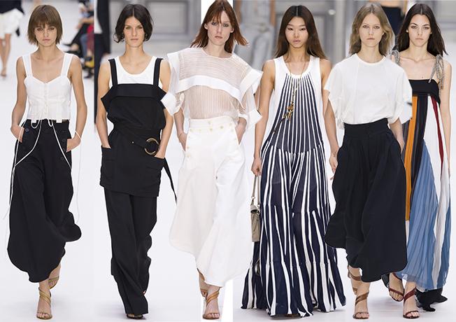 Sfilate Parigi Milano autunno 2016,indipendent italian fashion webmagazine, italian fashion inspirer,tendenze primavera estate ss 2017,marinella rauso,ilovegreeninspiration.com,settimana della moda. chloe ss 17