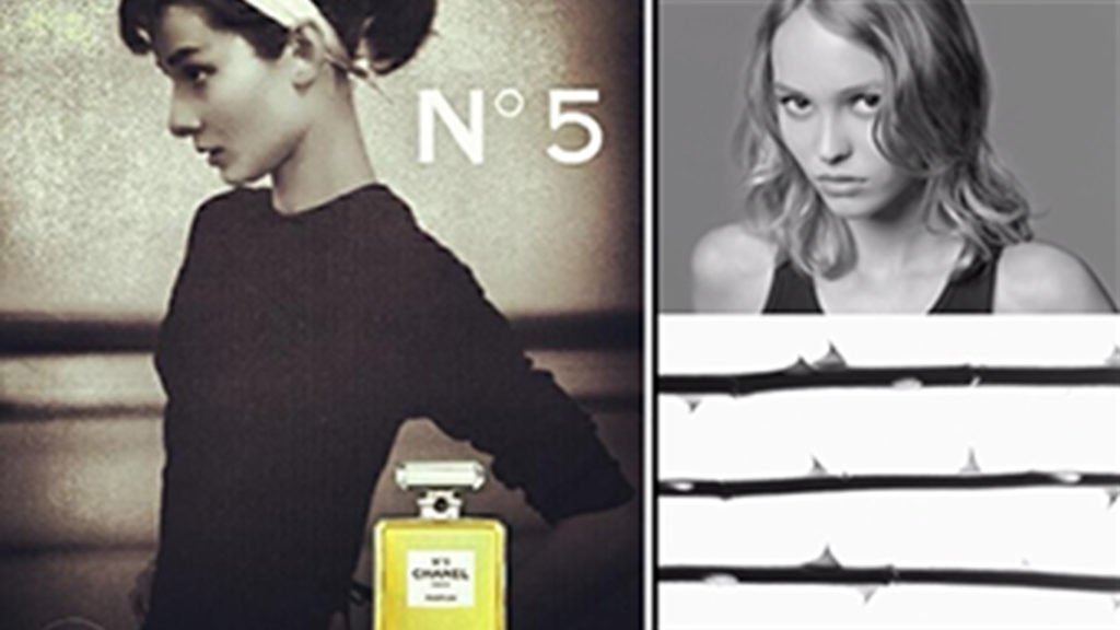 New Chanel N 5, you'll recognize it among a thousand even if it is different