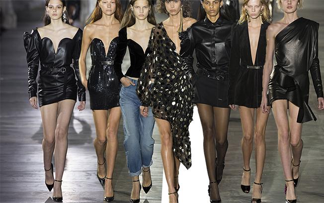 Sfilate Parigi Milano autunno 2016, indipendent italian fashion webmagazine, italian fashion inspirer, tendenze primavera estate ss 2017, marinella rauso, ilovegreeninspiration.com, settimana della moda, saint laurent ss 17