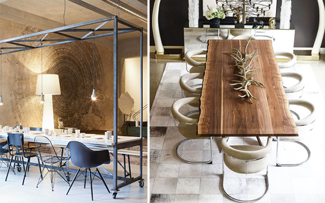 Cool come scegliere il tavolo da pranzo tavoli design tavoli proporzioni perfette tavoli with - Tavoli design famosi ...
