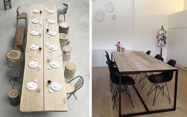 Come scegliere il tavolo da pranzo proporzioni perfette e for Tavolo da pranzo design