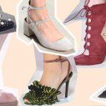 tendenza scarpe autunno inverno 2016