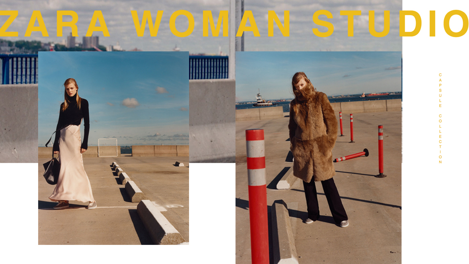 Cosa sono le studio collection Zara e H&M