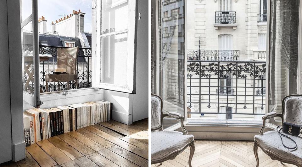 Interno parigino come ricrearlo ovunque nel mondo for Interni appartamenti parigini