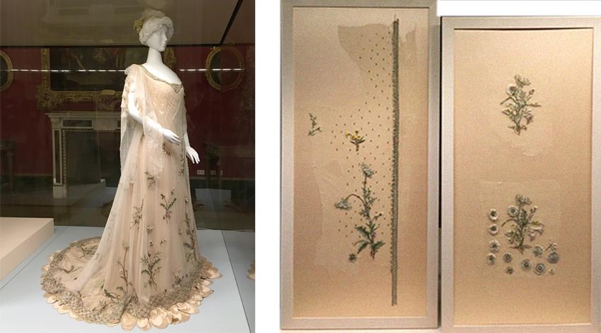 Galleria del Costume di Palazzo Pitti, storia della moda, donne progatoniste del novecento, rosa geroni