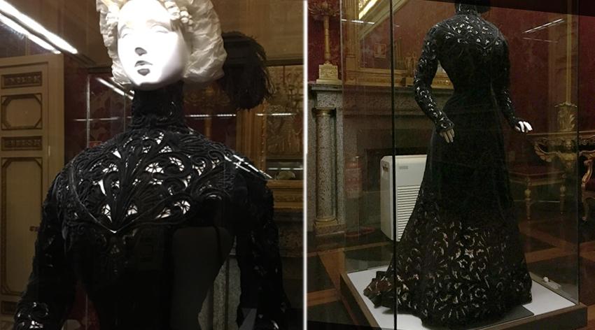 Galleria del Costume di Palazzo Pitti, storia della moda, donne progatoniste del novecento,donna floria