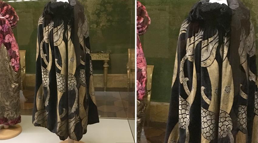 Galleria del Costume di Palazzo Pitti, storia della moda, donne progatoniste del novecento, schiapparelli