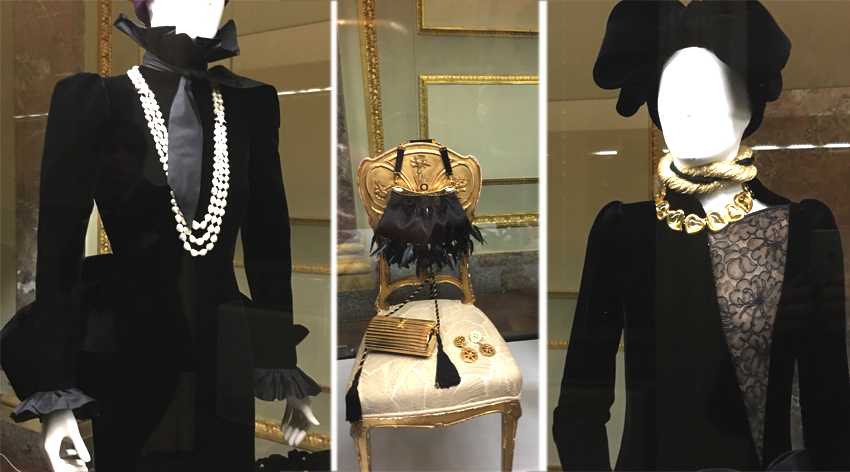 Galleria del Costume di Palazzo Pitti, storia della moda, donne progatoniste del novecento,