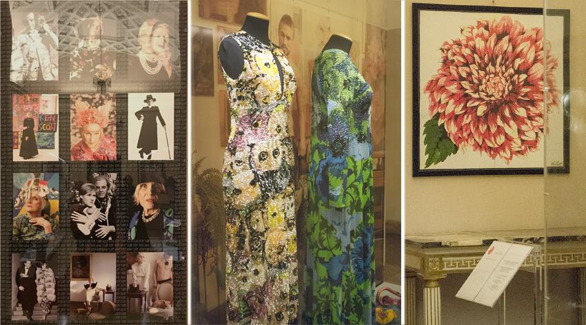 Galleria del Costume di Palazzo Pitti, storia della moda, donne progatoniste del novecento, susan nevelson