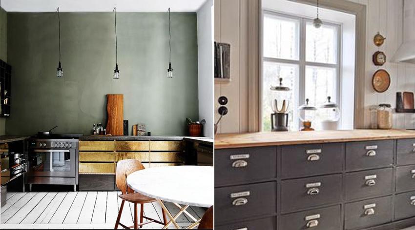 Conosciuto Cucina industriale design, lo stile per chi non ama le cucine TJ27