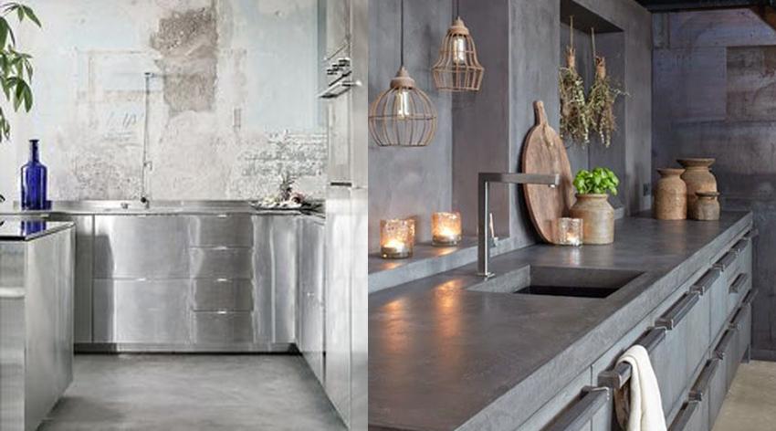 Cucina industriale design, lo stile per chi non ama le cucine