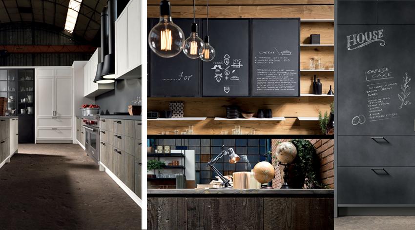Cucina Industriale Design Lo Stile Per Chi Non Ama Le Cucine