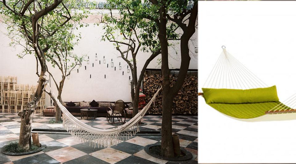 Amache per esterno e interno, consigli su come arredare il terrazzo, Amache di lovethedesign, come arredare con amaca, idee per arredare