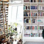 Arredare con i libri, idee per arredare casa, how to style a house with books, come usare i libri per arredare