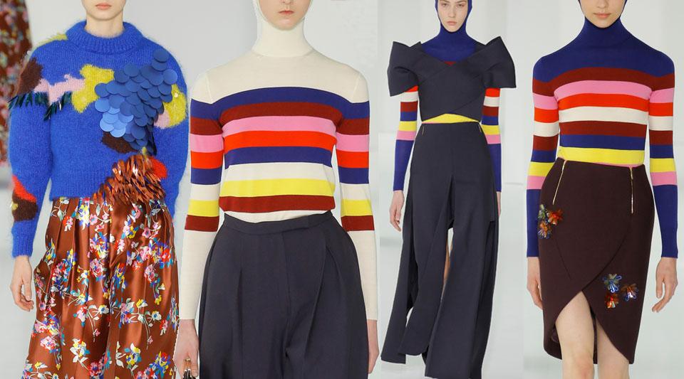 NYFW e LFW autunno inverno 2017, tendenze inverno, settimana della moda di new york, settimana della moda di londra