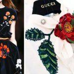 marinella rauso, ilovegreeninspiration.com, Floral trend, gucci flora shirt, fendi floral coat