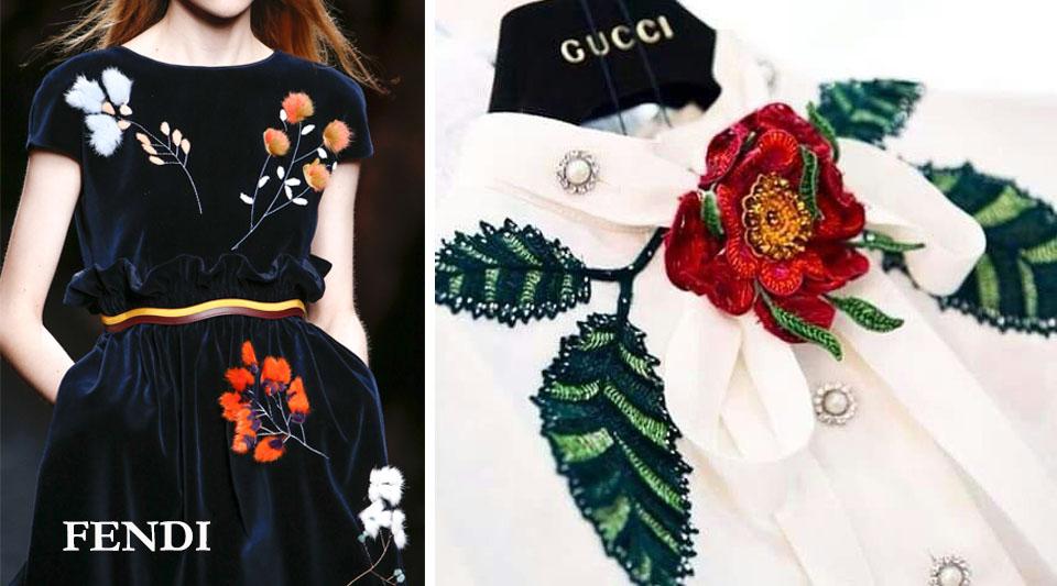Green inspiration 189. Floral trend: la primavera sboccia puntuale, ogni anno, anche sui vestiti
