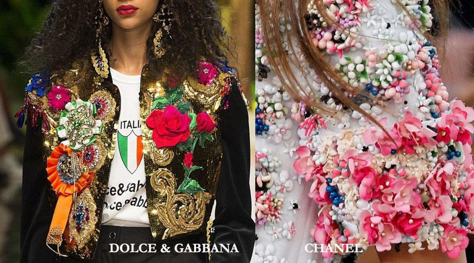 Floral trend, marinella rauso, ilovegreeninspiration.com