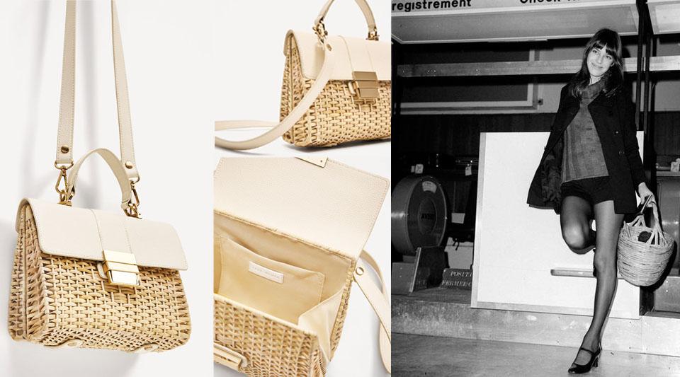 Borse vimini da Zara, tendenze borse primavera\estate 2017, cosa metto in primavera \ estate 2017, marinella rauso, ilovegreeninspiration, fashion blogger, migliori blog moda italia
