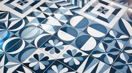 Fashion architecture art i love green inspiration - Piastrelle gio ponti ...