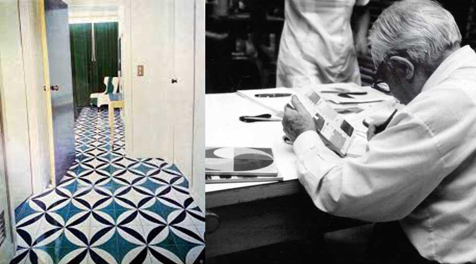 francesco de maio blu ponti, ceramiche gio ponti, DECORI BLU PONTI, marinella rauso, ilovegreeninspiration.com, Hotel Parco dei Principi di Sorrento e gio ponti, gio ponti in triennale