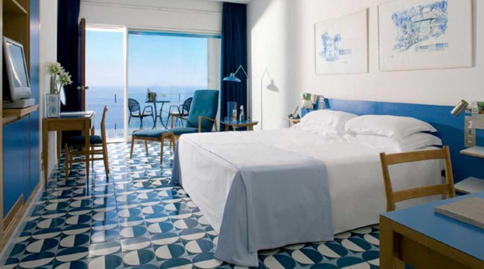 Gio ponti tiles the amalfi coast has never been so close - Pavimenti per casa al mare ...