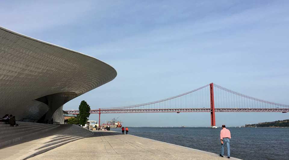 Due giorni a Lisbona, dove andare a Lisbona, mini guida su lisbona, maat