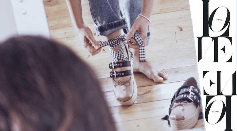 Ballerine Miu Miu: la scarpa più odiata \ amata che si sposa con il design